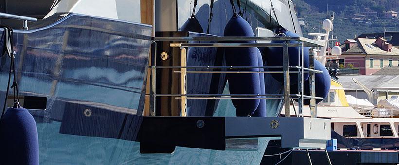 Accessori per nautica - movimentazione candelieri automatici