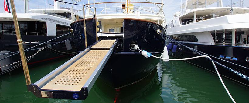 Prodotti custom per la nautica