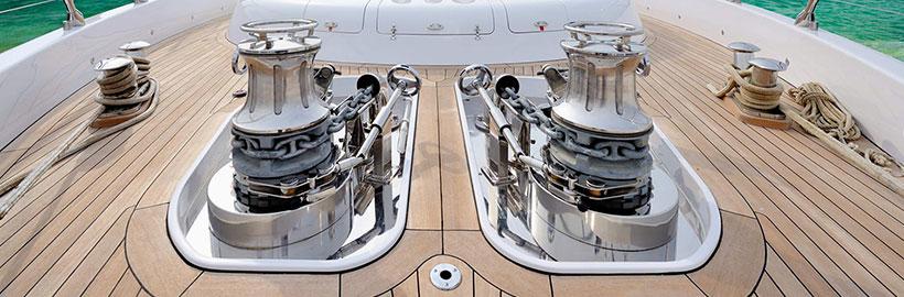 Accessori barche - verricelli