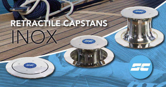 Retractile capstans